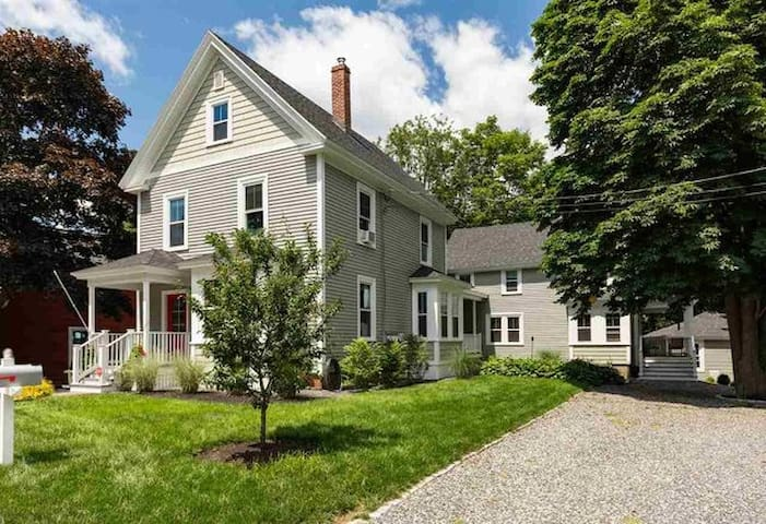 Historic Kittery Foreside Home