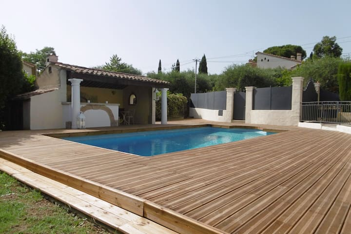 ⭐️ Appartment for 2 in a provencal house ⭐️