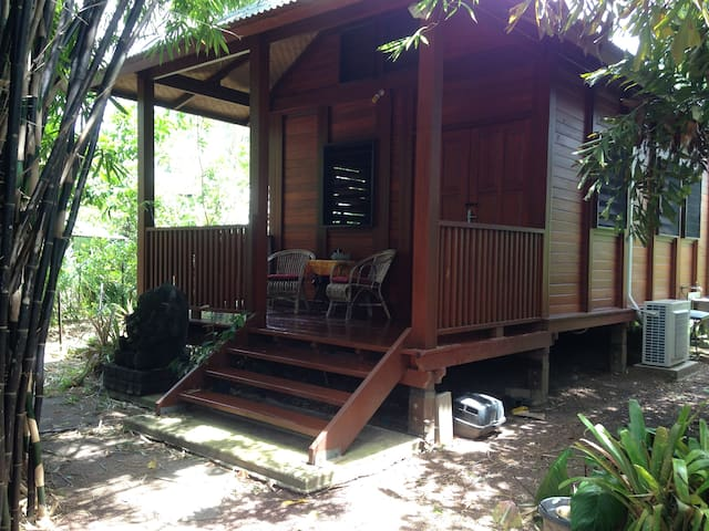 Darwin Balinese Cottage - Rapid Creek - Chalet