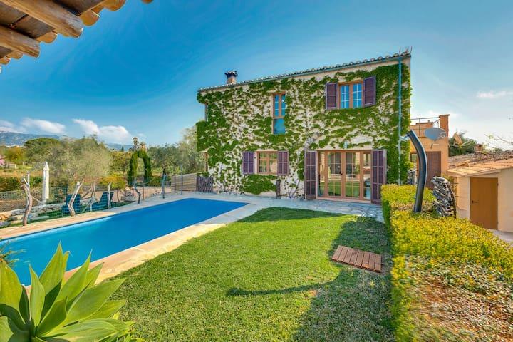 Villa Sa Sort Llarga - Selva - Alpehytte