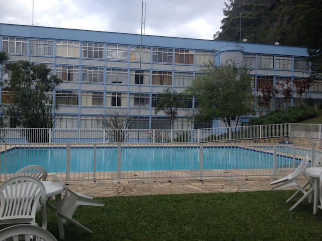 Apartamento aconchegante na Serra.