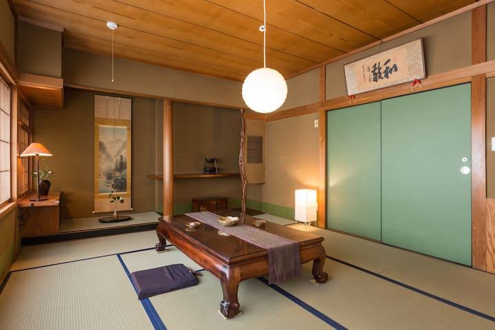 OMINE HOUSE / オミネハウス 京都に住み観光や買い物にも便利な暮らしを楽しめる快適な家