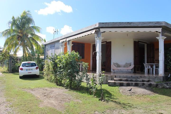 Chambre pour 2 dans une maison à la campagne