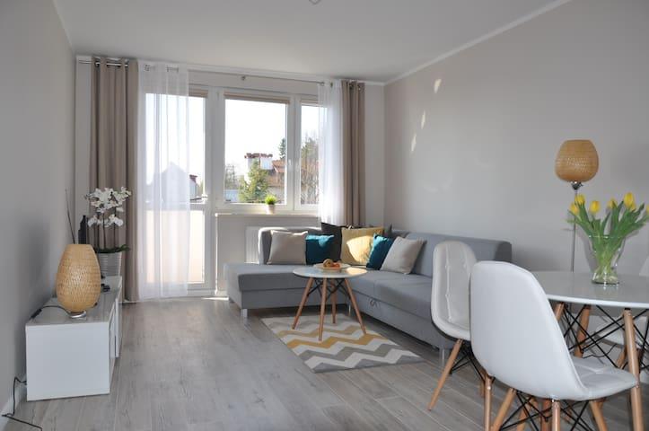Classy Apartament Sopot z widokiem na morze