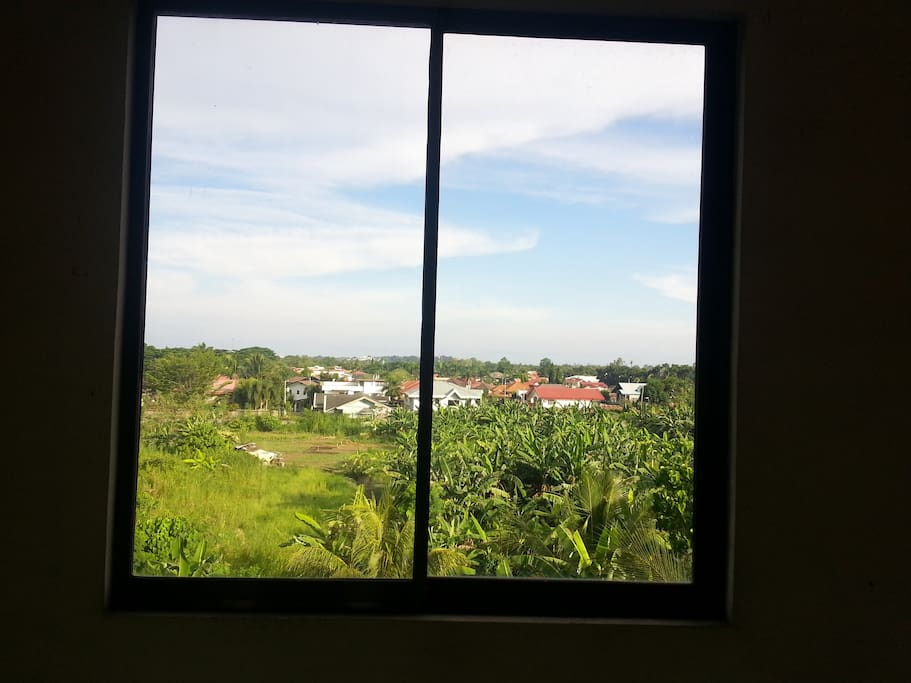 from the room you can see the beauty of the sky