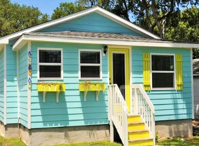 Flip Flop Cottage - Carolina Beach - Ház