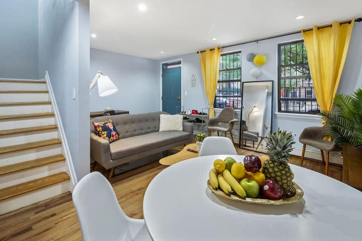 WELL-DESIGNED SPACE | Coliving NYC