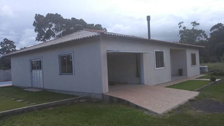 Chácara com piscina em Osório/RS (palmital)