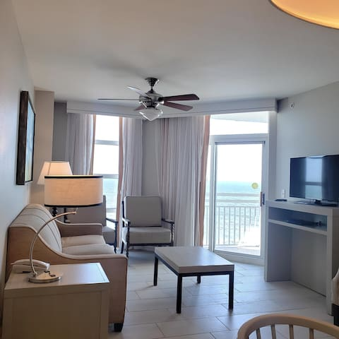 Beachy Club Wyndham Ocean Boulevard, 3 Bedroom