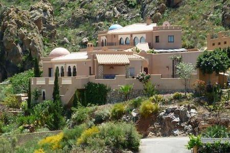 Villa la Morica at Cabrera - Turre