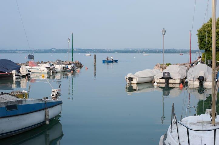 2 minutes walking to Garda Lake - Peschiera del Garda - Wohnung