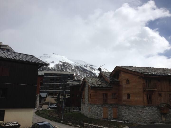 appartement Val d'Isère centre