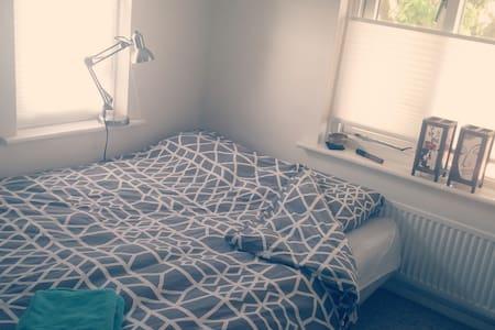 Mooie slaapplek voor de Nijmeegse vierdaagse! - Nijmegen - Appartement