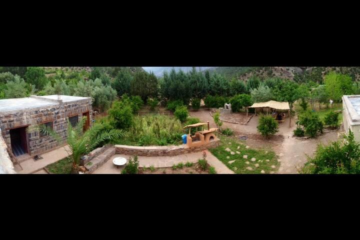 Petite maison dans la nature ! - Tilouguite - Hotel ekologiczny