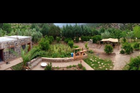 Petite maison dans la nature ! - Tilouguite - Oda + Kahvaltı