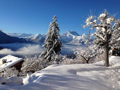 Villars Chalet-Stunning Views  ★★★★★