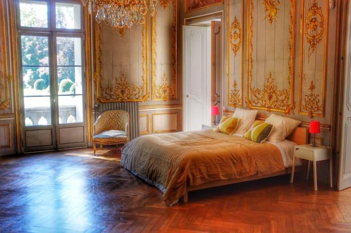 La vie de château  - Cazilhac - Apartment