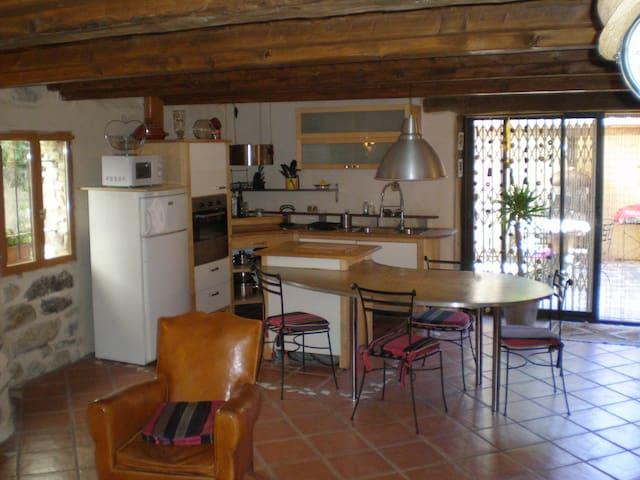 Gîte Hautes Corbières - Cubières-sur-Cinoble - House