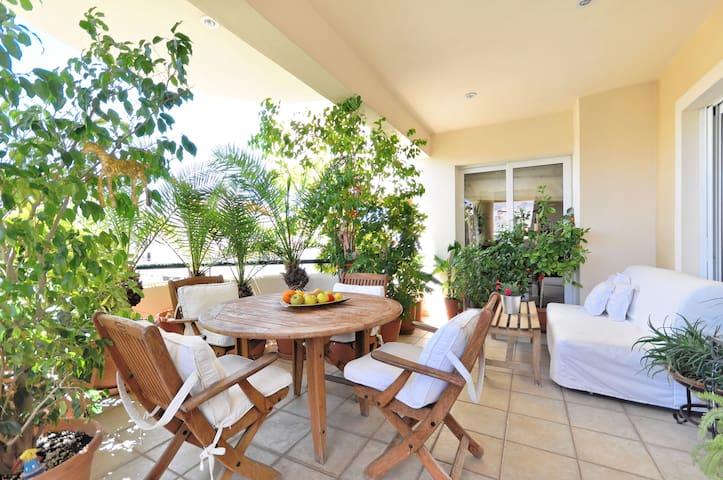 Spacious House Athens-Glyfada - Glifada - House