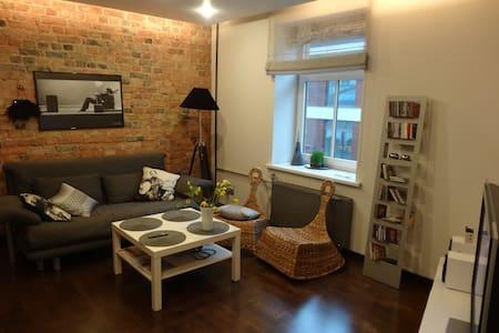 Stylish 1 bedroom flat - Riga - Lägenhet