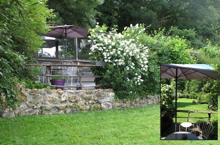 Idéale pour un voyage de détente - Châteaufort - Cabin
