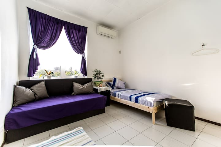 Triple room with air conditioning - Odessa - Bed & Breakfast