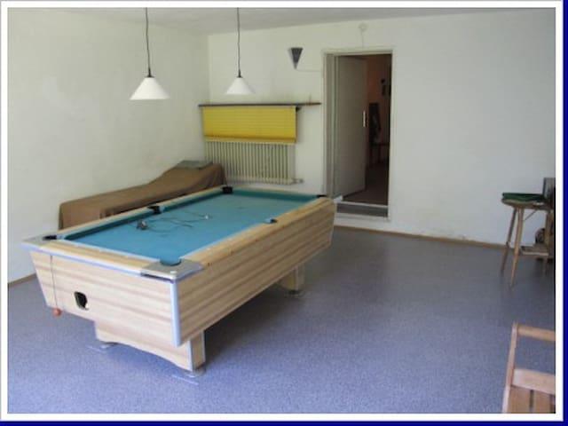 Ferienhaus Wohnlich in Schotten/Vogelsberg - Schotten - Haus