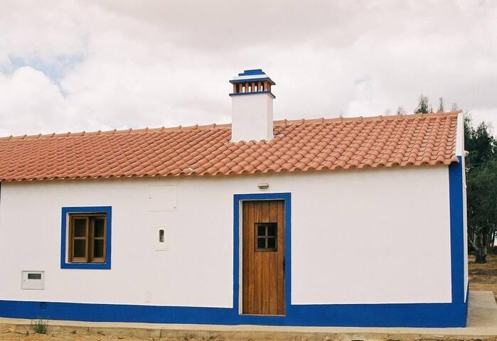 Casa dos Bicos_EcoCasa - Odemira - Hus