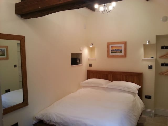 The Lodge at The Rookery - Malmesbury - Szoba reggelivel