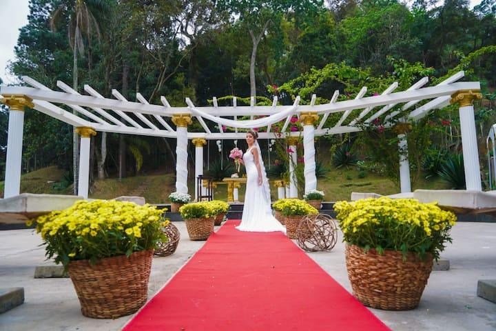 Espaço San Diego - Sítio para casamentos e eventos