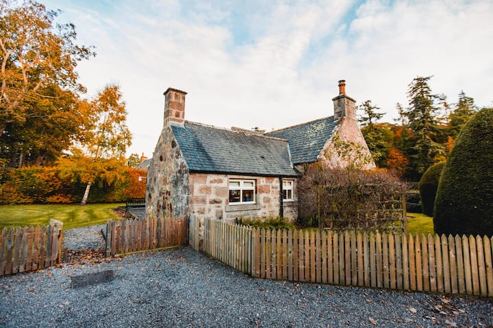 Ivy Cottage, West End, Cawdor