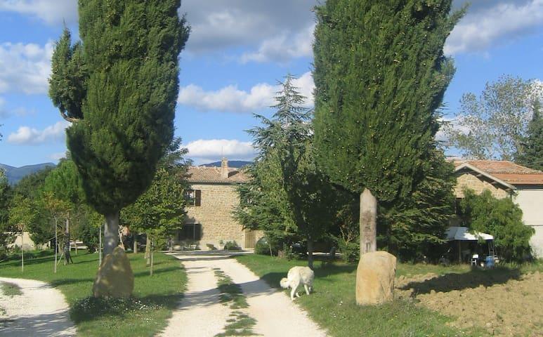 Agriturismo 'Ai Ranghi' - Castelraimondo - Appartement