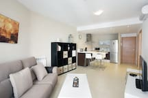 Central apartment with parking - P1