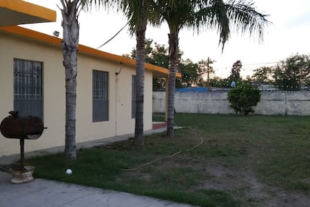 International travelers are welcome IngBOP's House - Reynosa
