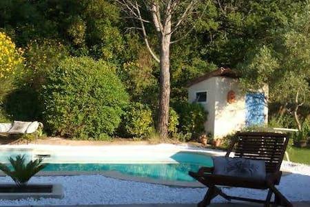 Le petit gîte d'Eole en Drôme provençale - Savasse - บ้าน