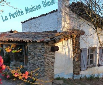 La Petite Maison Bleue - Le Fraysse - Dom
