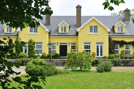 Drumcreehy Country House - Ballyvaughan - Bed & Breakfast