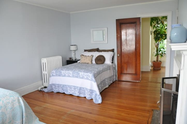 Blue Oceanfront in Brooklyn    - Brooklyn - Bed & Breakfast