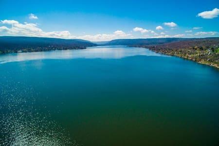 Paradise on the Lake