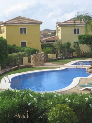Holiday Villa in Golf Course  - Cuevas del Almanzora (Almeria)