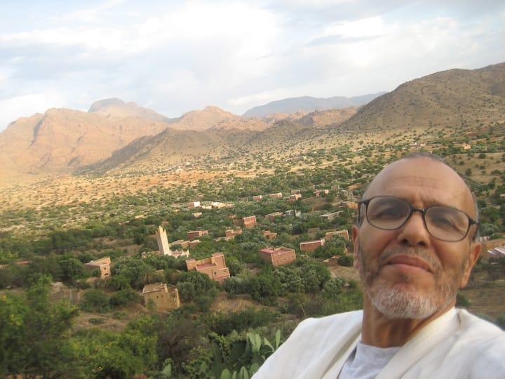 Chez l'habitant - Ahmed