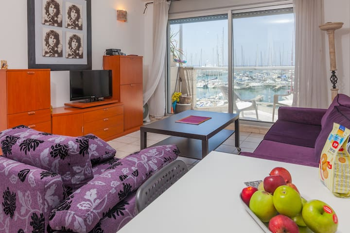 Sea view great location in Herzliya - Herzliyya - Daire