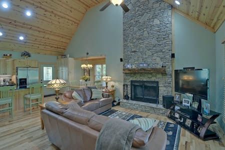 Heavenly Cabin in Perfect Location - Hiawassee