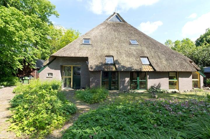 Unique Farmhouse in the Country