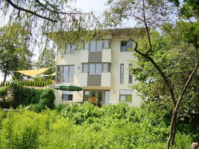 Villa am Weinberg in Waren Müritz - Waren (Müritz) - Apartment