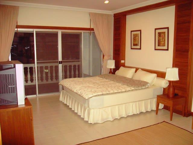 2 pieces proche de la mer - Pattaya - Apartamento