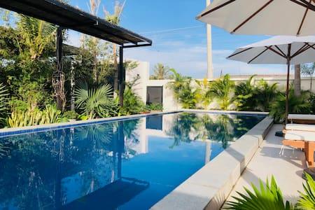 Villa Thuy pool villa near Phan Thiet