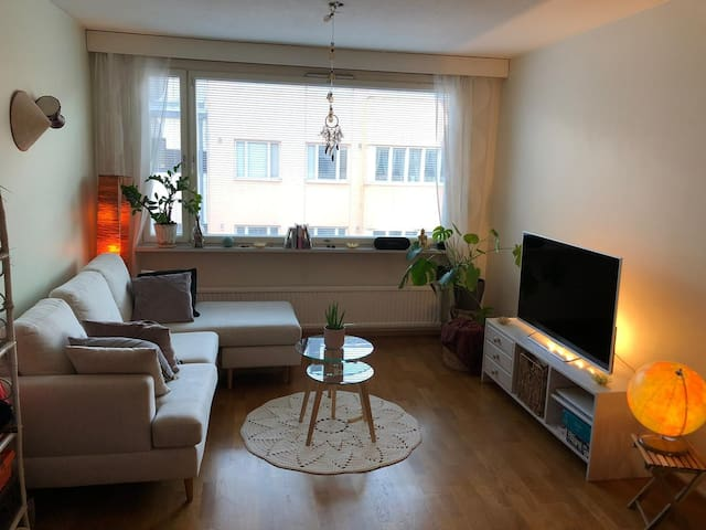 Cozy apartment in trendy Kallio