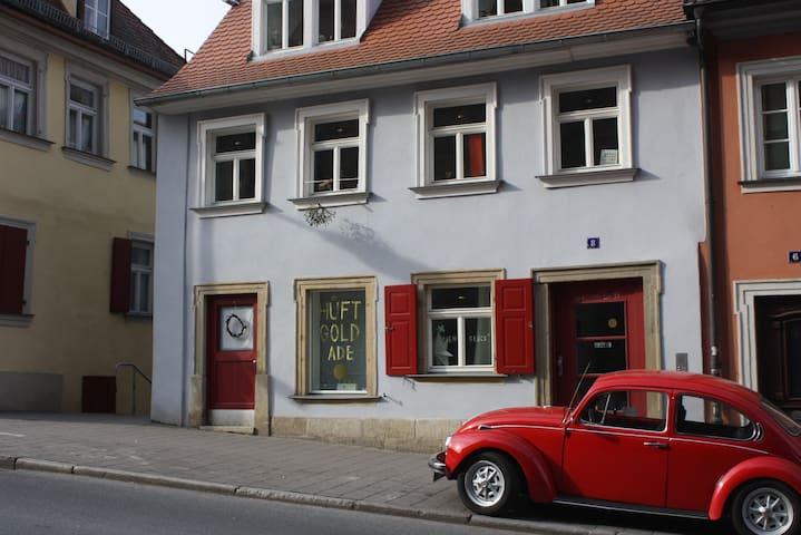 schönerferienwohnen in Bamberg - Bamberg - Departamento