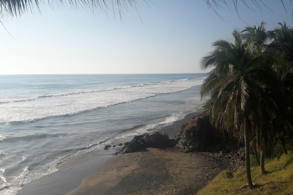 Playa El Calavario